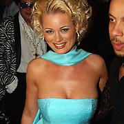 Playboyfeest 2003, Monique Sluyter