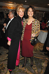 Left to right, ROSEMARY SAID and MARY SAID at the Chain of Hope Ball held at The Dorchester, Park Lane, London on 4th February 2008.<br /><br />NON EXCLUSIVE - WORLD RIGHTS