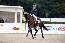 Österholm Yvonne, FIN, Demand 1344<br /> World Championship Young Horses Verden 2021<br /> © Hippo Foto - Dirk Caremans<br /> 27/08/2021