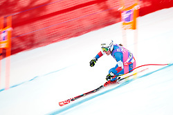19.01.2018, Olympia delle Tofane, Cortina d Ampezzo, ITA, FIS Weltcup Ski Alpin, Abfahrt, Damen, im Bild Breezy Johnson (USA) // Breezy Johnson of the USA in action during the ladie' s downhill of the Cortina FIS Ski Alpine World Cup at the Olympia delle Tofane course in Cortina d Ampezzo, Italy on 2018/01/19. EXPA Pictures © 2018, PhotoCredit: EXPA/ Dominik Angerer