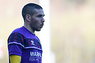 Portrait of Norwich City midfielder Emiliano Buendia (17)  during the EFL Sky Bet Championship match between Wycombe Wanderers and Norwich City at Adams Park, High Wycombe, England on 28 February 2021.