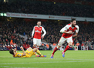 010117 Arsenal v Crystal Palace