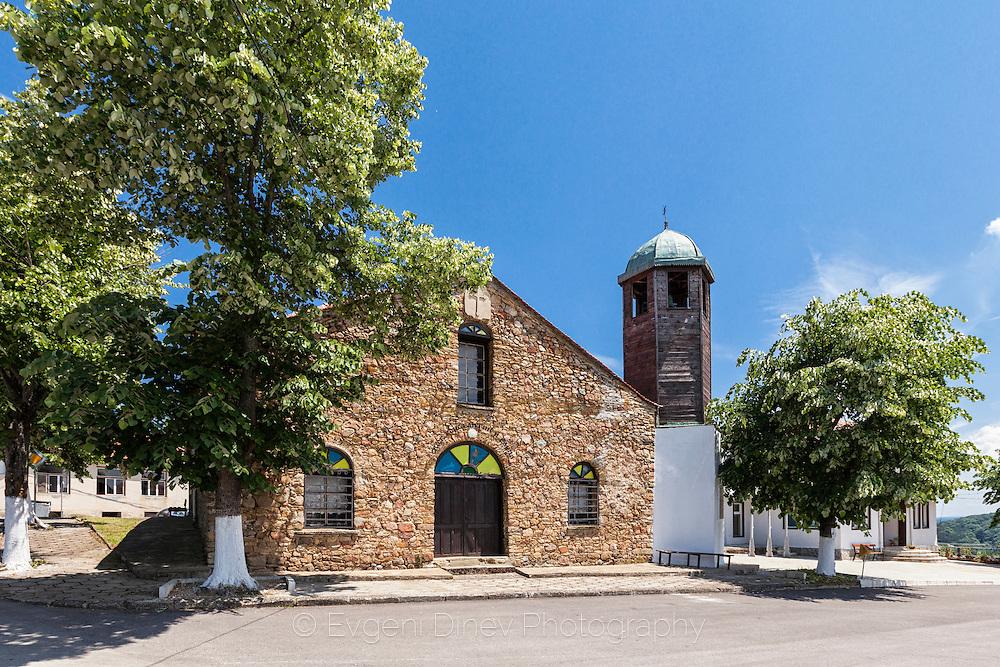 Church in Balgari village