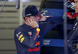 October 27, 2018 - Mexico-City, Mexico - Motorsports: FIA Formula One World Championship 2018, Grand Prix of Mexico, .#33 Max Verstappen (NLD, Aston Martin Red Bull Racing) (Credit Image: © Hoch Zwei via ZUMA Wire)