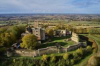 France, Côte d'Or (21), parc naturel régional du Morvan, Précy-sous-Thil, Butte de Thil, la forteresse de Thil // France, Côte d'Or, Morvan park, Précy-sous-Thil, Thil mound, Thil castle