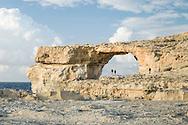 Azure Window, Dwejra, Gozo