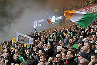 Football - Scottish Premier League - Rangers vs. Celtic<br /> the smoke begins to clear at Ibrox