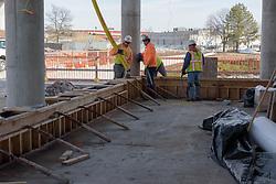 Boathouse at Canal Dock Phase II | State Project #92-570/92-674 Construction Progress Photo Documentation No. 08 on 21 February 2017. Image No. 20