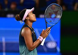 January 24, 2019 - Melbourne, Australia - Australian Open - Naomi Osaka - Japan (Credit Image: © Panoramic via ZUMA Press)