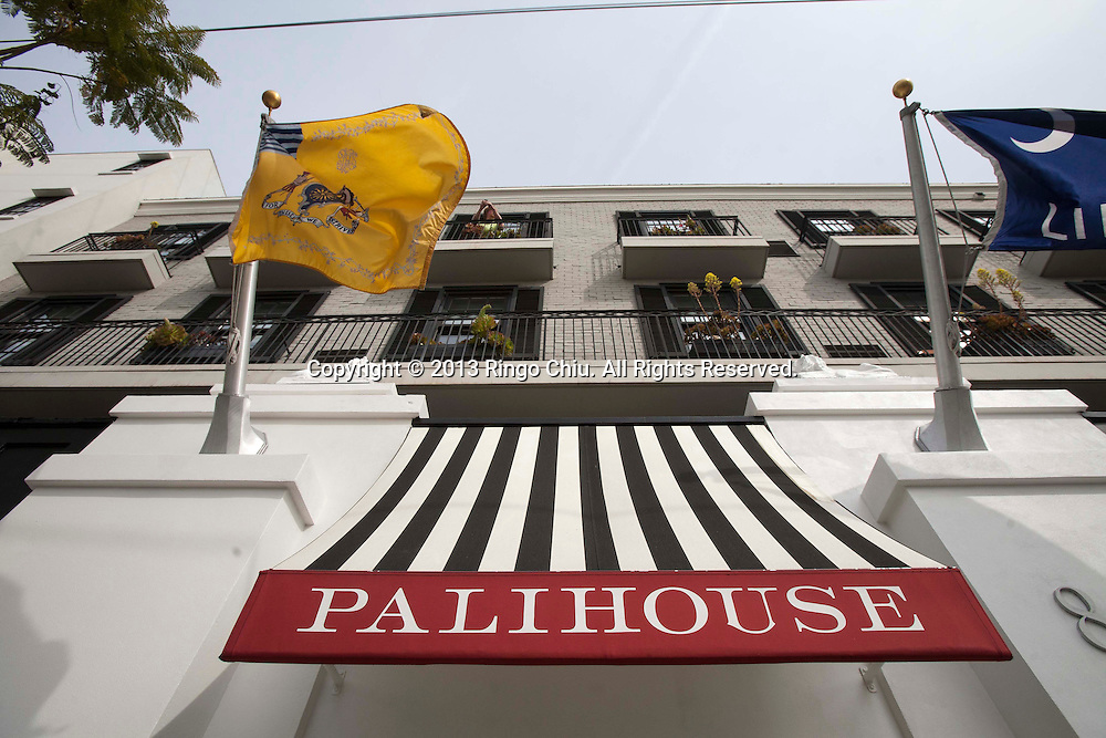 The Palihouse hotel in West Hollywood. Paligroup is opening a second Palihouse hotel in Santa Monica this summer. (Photo by Ringo Chiu/PHOTOFORMULA.com).