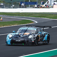 #77, Dempsey Proton Racing, Porsche 911 RSR, LMGTE Am, driven by: Christian Ried, Julien Andlauer, Matt Campbell at FIA WEC Silverstone 6h, 2018 on 19.08.2018