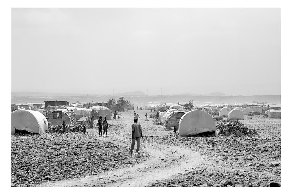 Asaiyta Refugee Camp, Afar, Ethiopia 2016