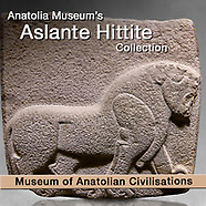 Aslantepe Hittite Artefacts - Anatolian Civilisations Museum.