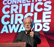 Photo by Mara Lavitt<br /> June 26, 2017<br /> Fairfield, CT<br /> The Connecticut Critics Circle 27th Annual Awards, held at the Edgerton Center for the Performing Arts, Sacred Heart University, Fairfield. Master of Ceremonies Terrence Mann.