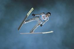 05.01.2021, Paul Außerleitner Schanze, Bischofshofen, AUT, FIS Weltcup Skisprung, Vierschanzentournee, Bischofshofen, Finale, Qualifikation, im Bild Gregor Deschwanden (SUI) // Gregor Deschwanden of Switzerland during the qualification for the final of the Four Hills Tournament of FIS Ski Jumping World Cup at the Paul Außerleitner Schanze in Bischofshofen, Austria on 2021/01/05. EXPA Pictures © 2020, PhotoCredit: EXPA/ JFK