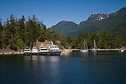 Melanie Cove, Desolation Sound, British Columbia, Canada