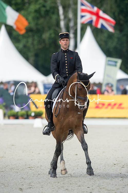 Boiteau Arnaud, (FRA), Quoriano*Ene HN   <br /> Dressage - CCI4* Luhmuhlen 2016<br /> © Hippo Foto - Jon Stroud<br /> 17/06/16