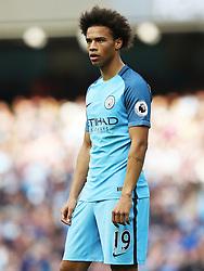 Leroy Sane of Manchester City  - Mandatory by-line: Matt McNulty/JMP - 15/10/2016 - FOOTBALL - Etihad Stadium - Manchester, England - Manchester City v Everton - Premier League