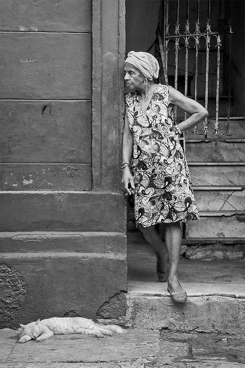 Taking a Break, Havana