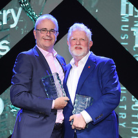 MITS Award 2019 Richard Griffiths and Harry Magee