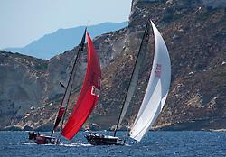 © Sander van der Borch. Cagliari - Italy, July 22th 2009. AUDI MEDCUP in Alicante (12/17 May 2009). Coastal Race TP52.