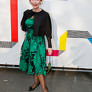 NLD/Hilversum/20180422 - Ontvangst gasten 27ste Coiffure Award Gala, Marijke Helwegen