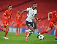 Football - 2019 / 2020 season - International Friendly - England vs Wales - Wembley Stadium.<br /> <br /> Dominic Calvert - Lewin of England <br /> <br /> COLORSPORT/ANDREW COWIE