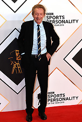 Denis Law arriving for the BBC Sports Personality of the year 2019 at The P&J Live, Aberdeen.
