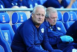 Cardiff City assistant manager Kevin Blackwell- Mandatory by-line: Nizaam Jones/JMP - 21/04/2019 -  FOOTBALL - Cardiff City Stadium - Cardiff, Wales -  Cardiff City v Liverpool - Premier League
