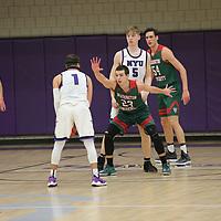 Men's Basketball: New York University Violets vs. Washington University (Missouri) Bears