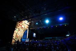 Finals IFSC World Cup Competition in sport climbing Kranj 2019, on September 29, 2019 in Arena Zlato polje, Kranj, Slovenia. Photo by Peter Podobnik / Sportida