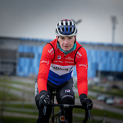 SITTARD (NED) WIELRENNEN<br />De elite-beloften van Allinq-Krush-De IJsselstreek zijn op trainingskamp in Limburg.<br />Robin Lowik