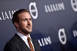 Ryan Gosling attends the premiere of Lionsgate's 'La La Land' at Mann Village Theatre on December 6, 2016 in Los Angeles, CA, USA. Photo by Lionel Hahn/ABACAPRESS.COM
