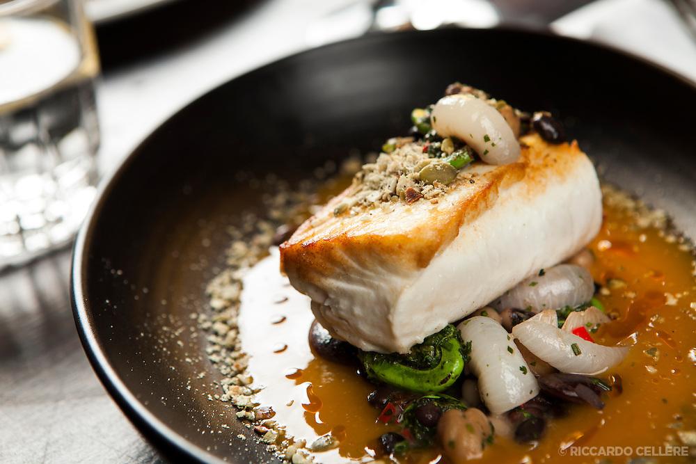 Food photography. Taverne Royal Merchant, Montreal. Chef Hakim Rahal. 2013.