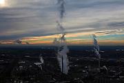 Nederland, Limburg , Geleen, 15-11-2010; Chemelot, DSM .QQQ.luchtfoto (toeslag), aerial photo (additional fee required).foto/photo Siebe Swart