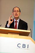 © Joel Chant  www.joelchant.com    <br /> CBI  - Action for Jobs Summit, The Royal Society, London<br /> John Cridland, Director General, CBI