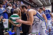 Miro Bilan<br /> Banco di Sardegna Dinamo Sassari - Vanoli Cremona<br /> Legabasket LBA Serie A 2019-2020<br /> Sassari, 30/12/2019<br /> Foto L.Canu / Ciamillo-Castoria