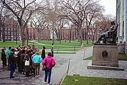 John Harvrd Statue