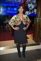 Ranvir Singh at the Les Miserables Gala Press Night at the Sondheim Theatre in London's West End.