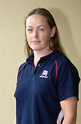 2005 FISA World Cup, Rotsee, Lucerne, SWITZERLAND, 06.07.2005 Team photo's  Hotel Grand Europe Carla Ashford.© Peter Spurrier. .email images@intersport-images..[Mandatory Credit Peter Spurrier/ Intersport Images]