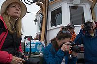 Sam Abell Workshop ~ Monhegan Island ~ Ferry from Port Clyde, Maine.  ©2017 Karen Bobotas Photographer