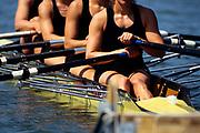 Detail of women's rowing team.
