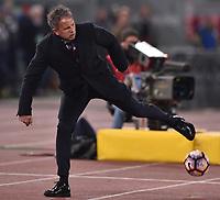 Sinisa Mihajlovic Torino <br /> Roma 13-03-2017 Stadio Olimpico Football Calcio Serie A 2016/2017 Lazio - Torino Foto Andrea Staccioli / Insidefoto