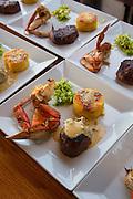 Filet Mignon, and King Crab, Sitka, Alaska