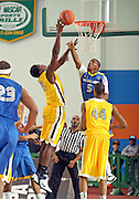 April 8, 2011 - Hampton, VA. USA; Chris Obekpa participates in the 2011 Elite Youth Basketball League at the Boo Williams Sports Complex. Photo/Andrew Shurtleff