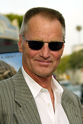July 31, 2017 - FILE - SAM SHEPARD (born November 5, 1943, died: July 30, 2017), the Pulitzer Prize-winning playwright and Oscar-nominated actor, died at his home in Kentucky. He was 73. He died of complications of ALS aka Lou Gehrig's disease. Shepard authored more than 40 plays, winning the Pulitzer Prize for drama in 1979 for his play 'Buried Child.' The Broadway production of the drama was nominated for five Tony Awards in 1996. Pictured: June 21, 2004; Westwood, California, USA; Actor SAM SHEPARD at the 'The Notebook' World Premiere held at Mann Village Theatre..  (Credit Image: Lisa O'Connor/ZUMAPRESS.com)