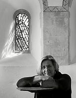 Leonie Seliger @ Godmersham Church window