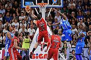 DESCRIZIONE : Campionato 2014/15 Dinamo Banco di Sardegna Sassari - Olimpia EA7 Emporio Armani Milano Playoff Semifinale Gara3<br /> GIOCATORE : Alessandro Gentile<br /> CATEGORIA : Tiro Penetrazione Sottomano Controcampo<br /> SQUADRA : Olimpia EA7 Emporio Armani Milano<br /> EVENTO : LegaBasket Serie A Beko 2014/2015 Playoff Semifinale Gara3<br /> GARA : Dinamo Banco di Sardegna Sassari - Olimpia EA7 Emporio Armani Milano Gara4<br /> DATA : 02/06/2015<br /> SPORT : Pallacanestro <br /> AUTORE : Agenzia Ciamillo-Castoria/L.Canu