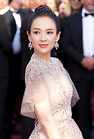 Zhang Ziyi at the closing ceremony and The Specials film gala screening at the 72nd Cannes Film Festival Saturday 25th May 2019, Cannes, France. Photo credit: Doreen Kennedy