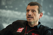 December 11, 2015: Guenther Steiner, Haas F1 Team Principle